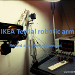 IKEA Tertial robotic arm KeerBot