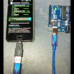 Samsung Galaxy S2 and Arduino
